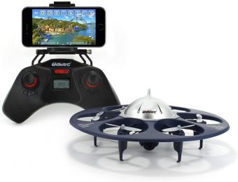 Voyager Drone - FPV HexaCopter with Real-time HD Camera