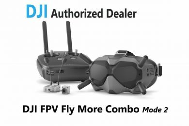 DJI FPV Fly More Combo (Mode 2) New Digital FPV System
