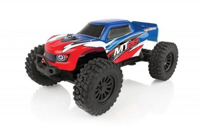 Team Associated MT28 Monster Truck RTR, 1/28 Scale 2WD