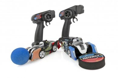 NanoSport On-Road RC Cars - Electric RTR, 2x 1/32 Scale