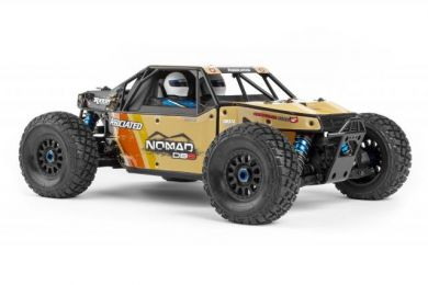 Nomad DB8 RC Car 1/8 Desert Racing Buggy, Brushless RTR w/ Lipo