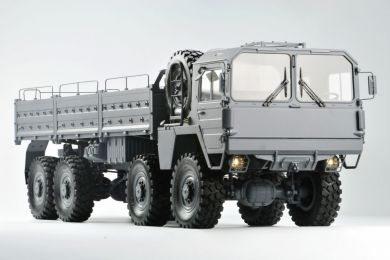 MC8 Cross RC Military Truck Kit - 1/12 Scale 8x4