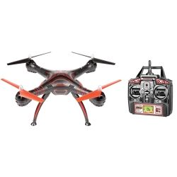 Wraith Camera Drone 2.4GHz 4.5CH Spy Quadcopter, Worldtech Toys