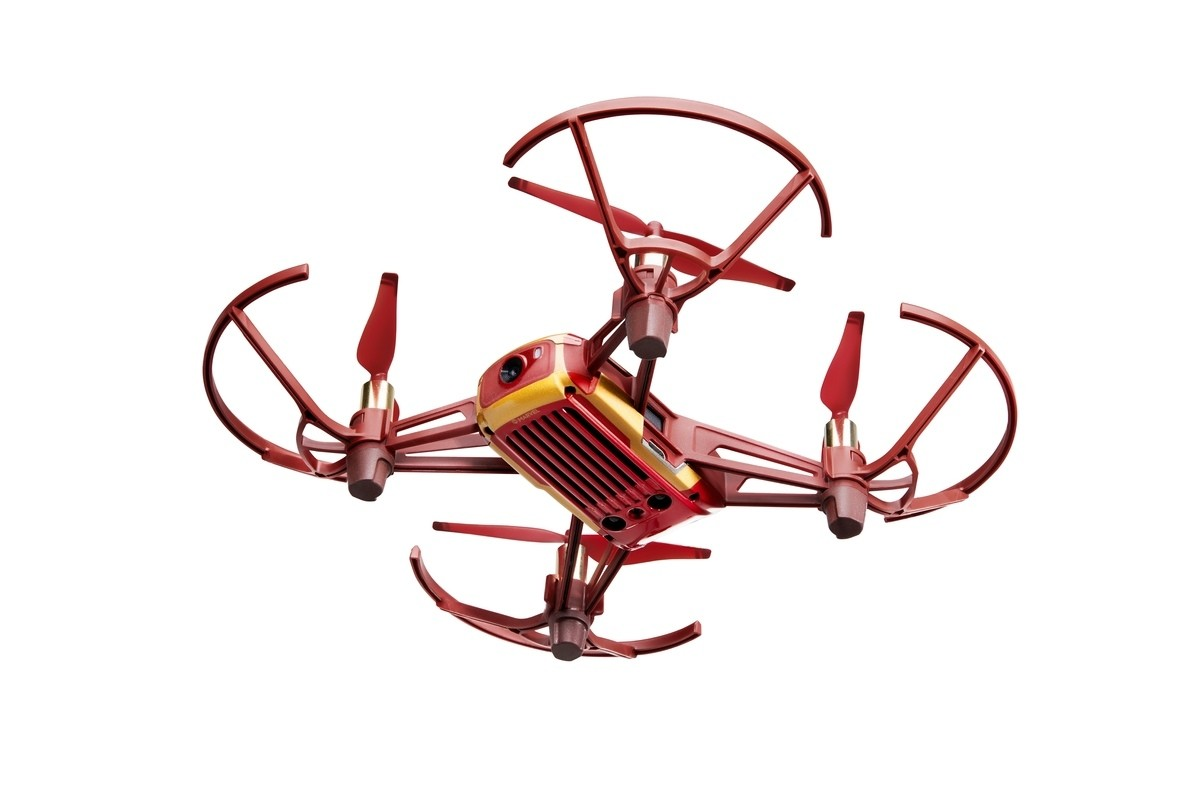 Tello Drone by DJI, Iron Man Edition