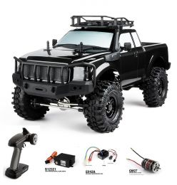 Gmade KOMODO RC Truck for Off-Road Adventures RTR 1/10 Scale