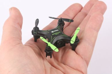 NanoCam Micro FPV Drone, Ready to Fly Quadcopter by Rage RC