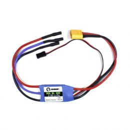 30A Brushless ESC; Defender 1100 RC Airplane