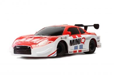 Mini-Q RC Car, 1/24 Scale 4WD On-Road DIY RTR by Rage RC