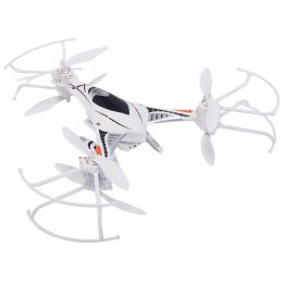 FPV Drone for Kids, 2.4G 4CH 6-axis Gyro RC WIFI FPV Quadcopter