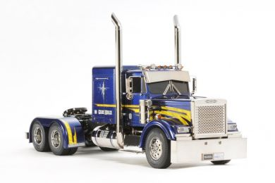 RC Grand Hauler by Tamiya, 1/14 Scale RC Truck Kit